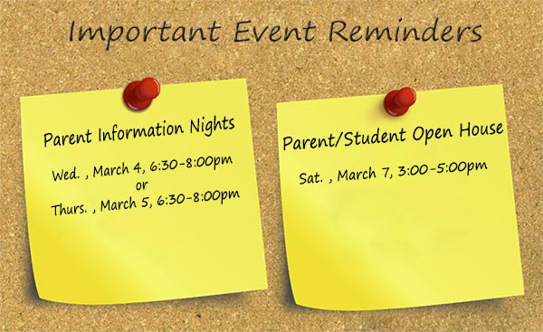 ParentMeeting Reminder